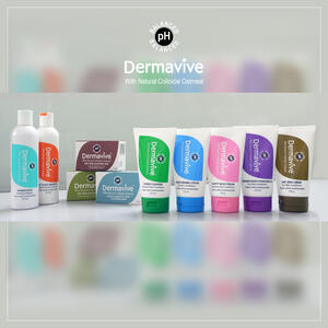 IG pic for dermavive with all product